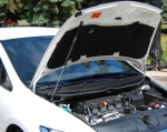 "Упор капота Honda Civic Sedan (2006-2012) (в сборе с кронштейном) ""ТехноМастер"""